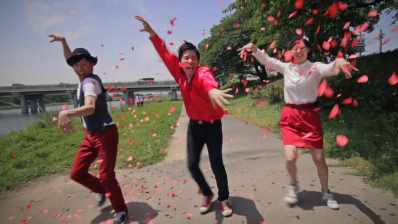 Magic Dance – Reverse Dance Movie